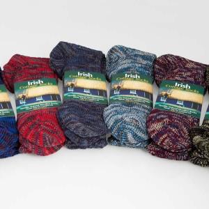Irish Cottage Socks
