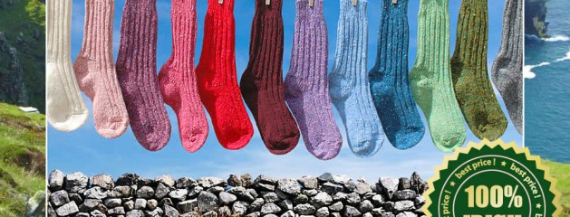 elegant shoes wide varieties huge selection of Donegal Socks | Irish Socks, Irish Cottage Socks, Wool Socks ...