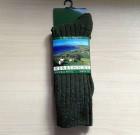 Kerry Socks Mens Neppy Tweed Wool Sock Olive